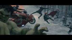 The avengers aou333