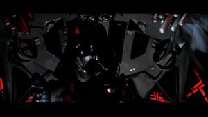 Darth Vader tighten