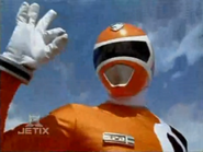 SPD Orange Ranger