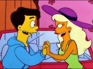 Smithers and Malibu Stacy