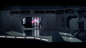 Vader flays