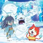 Yo kai watch blizzaria whisper and jibanyan