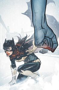 Batgirl Vol 4 5 Textless