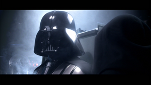Darth Vader query