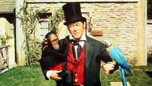 Rex Harrison Dolittle