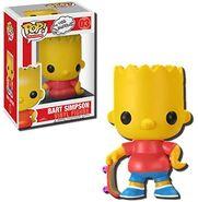 Bart Simpson Funko Pop (2012)
