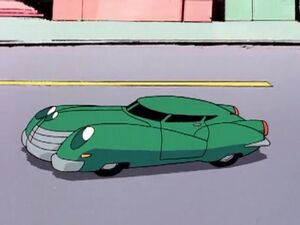 Callies-sedan