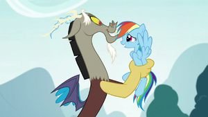 Discord --oh, but we must!-- S5E22