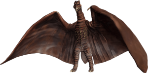 Godzillla the game rodan by sonichedgehog2-d8xm7b8