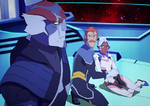 Kolivan, Coran and Allura (Blackout)