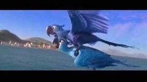 Rio (Movie Scene) - Ending