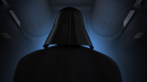 Darth Vader hears