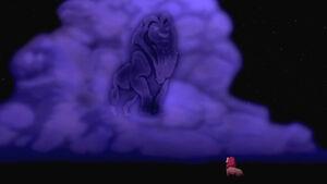 Mufasa ghost
