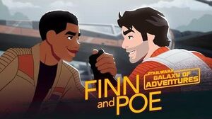 An Unlikely Friendship Star Wars Galaxy of Adventures