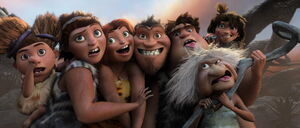 Big Croods Smile