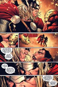 Thor civil war