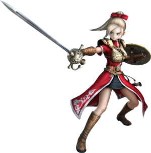 Aurora (Dragon Quest Heroes)
