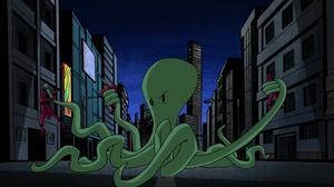 Beast Boy as Octopus
