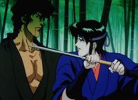 Jubei and Kagero