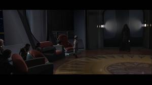Vader council chamber