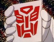 FireintheSky Skyfires magicAutobotsymbol