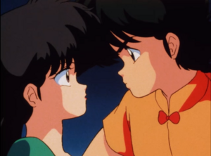 Kosaichi and Ranma