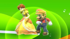 Mario and princess daisy by user15432 dd16lsw