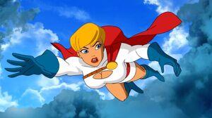 Power Girl-0