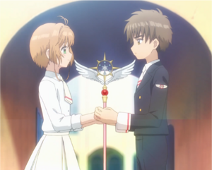 Sakura x Syaoran Clear Card