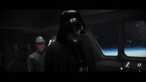 Vader boarding