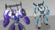 Blurr and Quickshadow