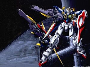 Gundam Wing Gundam 01 2
