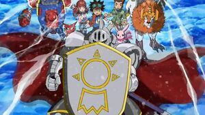 Knightmon Arrive