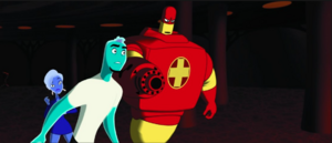 Ozzy Drix and Leah