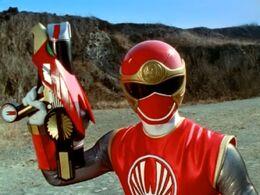 Red Wind Ninja