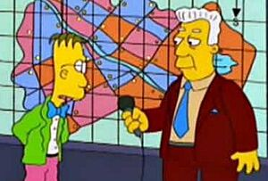 Simpsons frink brockman s