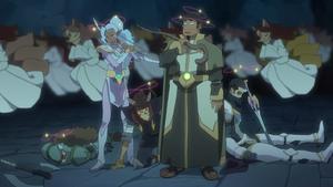 VLD - Allura, Lance and Hunk
