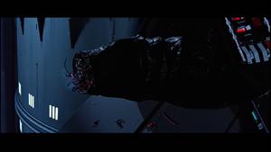 Vader arm-cut