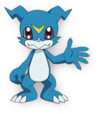 Veemon DA The Movie