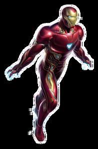 Iron Man End Game