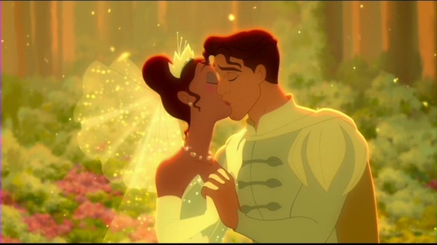 Image tiana naveen s true love s kiss naveen and tiana 19232713 tiana naveen s true love s kiss naveen and tiana 19232713 896 504g thecheapjerseys Gallery