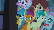 Young Six more suspicious of Cozy S8E25