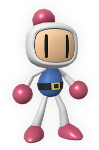 Bomberman Assist Trophy (SSBU)