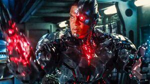 DCEU Cyborg