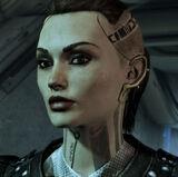 Jack Mass Effect 3