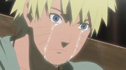 Naruto after Jiraiya's death