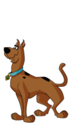 Scooby character