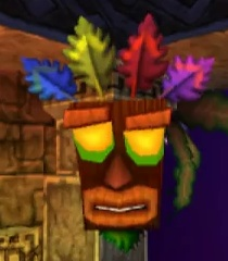 Aku-aku Crash Bash