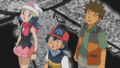 Ash, Dawn and Brock (The Battle Finale of Legend!)