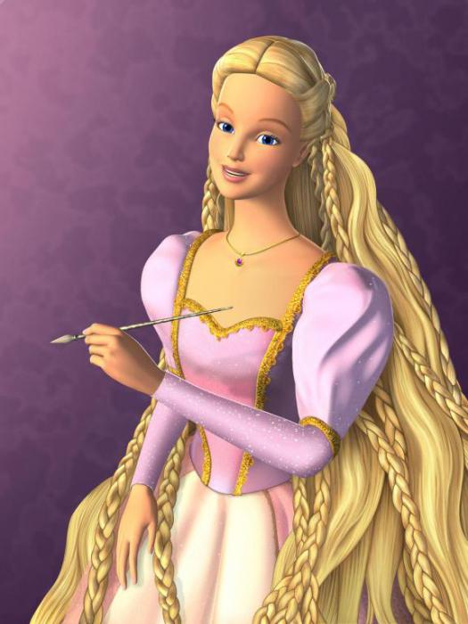 Princess Rapunzel Barbie As Rapunzel Heroes Wiki